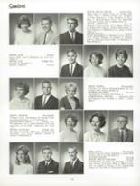 1965 Penn High School Yearbook Page 114 & 115