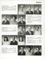 1965 Penn High School Yearbook Page 116 & 117