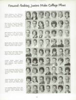1965 Penn High School Yearbook Page 126 & 127