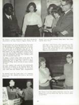1965 Penn High School Yearbook Page 128 & 129