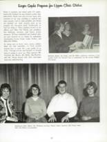 1965 Penn High School Yearbook Page 130 & 131