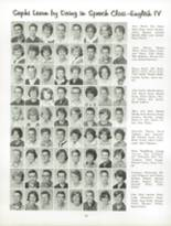 1965 Penn High School Yearbook Page 136 & 137