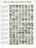 1965 Penn High School Yearbook Page 142 & 143