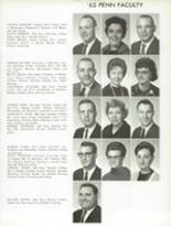 1965 Penn High School Yearbook Page 156 & 157