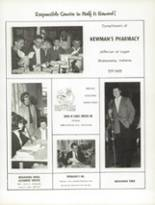 1965 Penn High School Yearbook Page 164 & 165