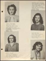 1947 Taylor County High School Yearbook Page 18 & 19