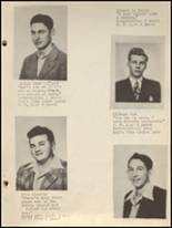 1947 Taylor County High School Yearbook Page 22 & 23