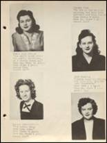1947 Taylor County High School Yearbook Page 24 & 25