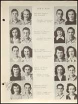1947 Taylor County High School Yearbook Page 54 & 55