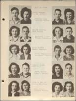 1947 Taylor County High School Yearbook Page 56 & 57