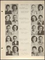 1947 Taylor County High School Yearbook Page 66 & 67