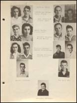 1947 Taylor County High School Yearbook Page 70 & 71