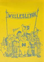 1972 Yearbook Wellesley High School