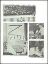 1969 Valparaiso High School Yearbook Page 20 & 21