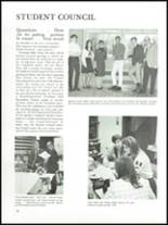 1969 Valparaiso High School Yearbook Page 24 & 25