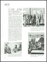 1969 Valparaiso High School Yearbook Page 36 & 37