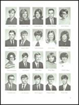 1969 Valparaiso High School Yearbook Page 74 & 75