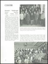 1969 Valparaiso High School Yearbook Page 116 & 117