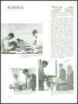 1969 Valparaiso High School Yearbook Page 134 & 135