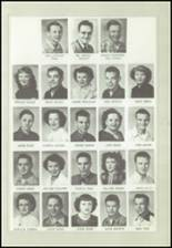 1950 Logan High School Yearbook Page 28 & 29