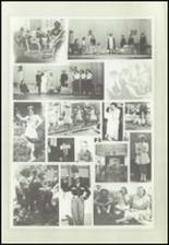 1950 Logan High School Yearbook Page 40 & 41