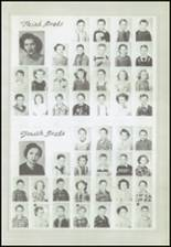 1950 Logan High School Yearbook Page 70 & 71