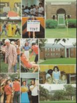 1982 Tennessee Preparatory Yearbook Page 10 & 11
