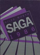 1986 Yearbook Niles North High School