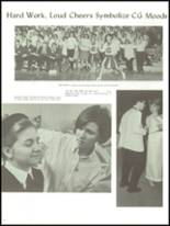 1967 Center Grove High School Yearbook Page 10 & 11
