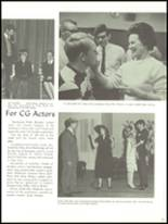 1967 Center Grove High School Yearbook Page 16 & 17