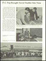 1967 Center Grove High School Yearbook Page 34 & 35