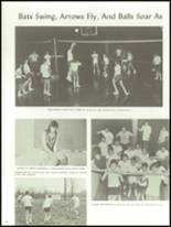 1967 Center Grove High School Yearbook Page 42 & 43