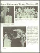 1967 Center Grove High School Yearbook Page 46 & 47