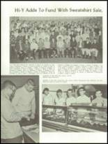 1967 Center Grove High School Yearbook Page 58 & 59