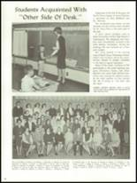1967 Center Grove High School Yearbook Page 66 & 67