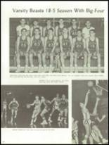 1967 Center Grove High School Yearbook Page 70 & 71