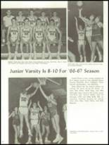 1967 Center Grove High School Yearbook Page 74 & 75