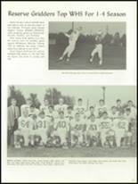 1967 Center Grove High School Yearbook Page 80 & 81