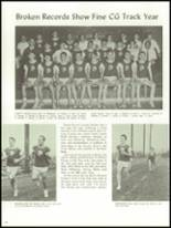 1967 Center Grove High School Yearbook Page 86 & 87