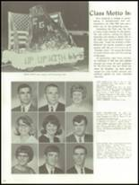 1967 Center Grove High School Yearbook Page 98 & 99