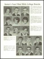 1967 Center Grove High School Yearbook Page 100 & 101