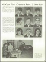 1967 Center Grove High School Yearbook Page 102 & 103