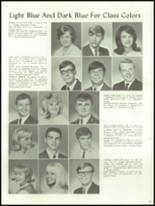 1967 Center Grove High School Yearbook Page 104 & 105