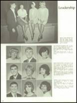 1967 Center Grove High School Yearbook Page 106 & 107