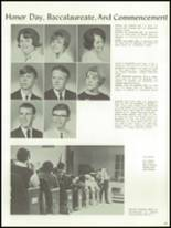1967 Center Grove High School Yearbook Page 108 & 109