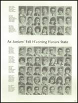 1967 Center Grove High School Yearbook Page 110 & 111