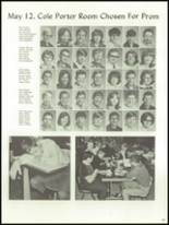 1967 Center Grove High School Yearbook Page 112 & 113