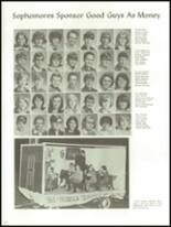 1967 Center Grove High School Yearbook Page 116 & 117