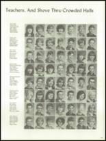1967 Center Grove High School Yearbook Page 118 & 119