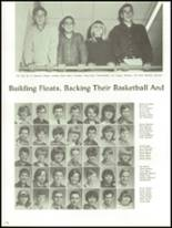 1967 Center Grove High School Yearbook Page 120 & 121